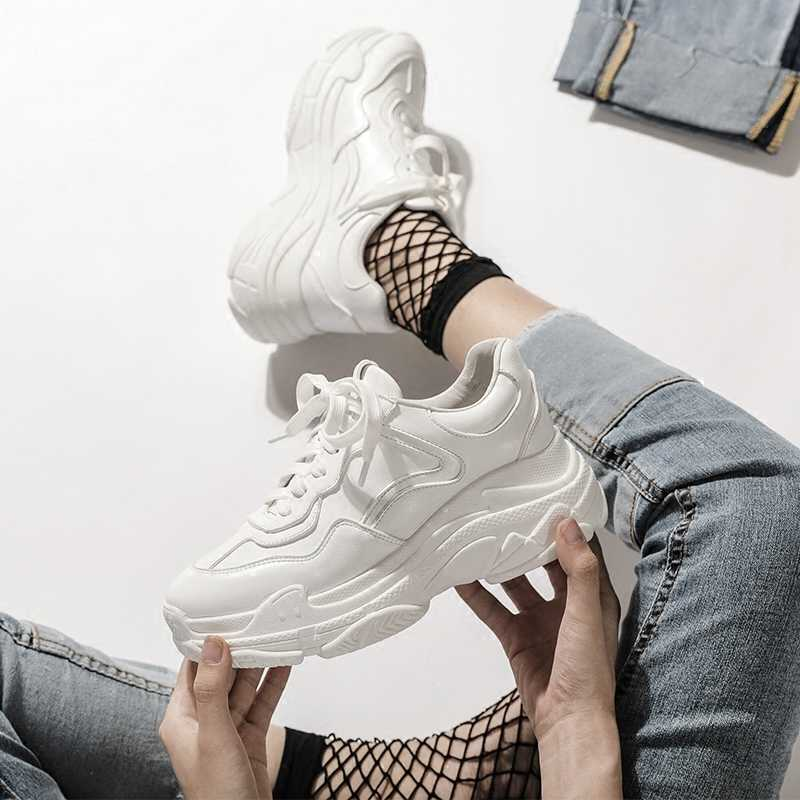 รองเท้าผ้าใบ ผู้หญิง ปี 2020-1