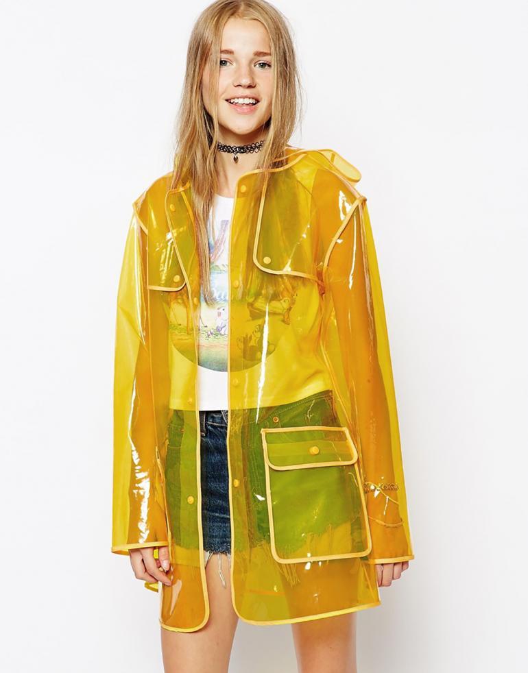 ชุดกันฝน สีใสพร้อมสีสัน