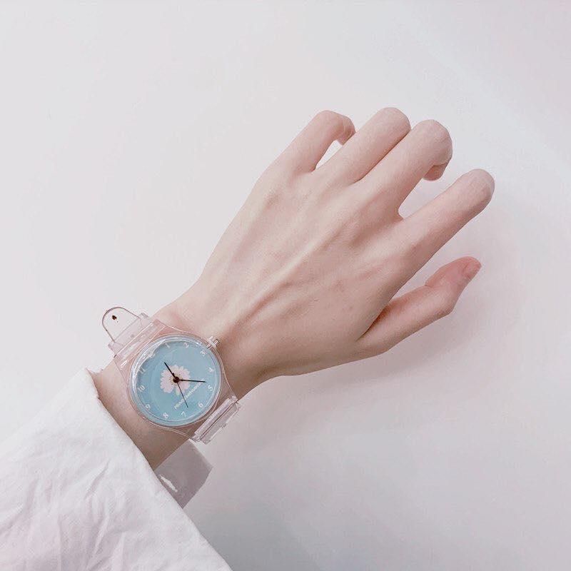 น่ารักๆกับนาฬิกา ดอกเดซี่ (Daisy)