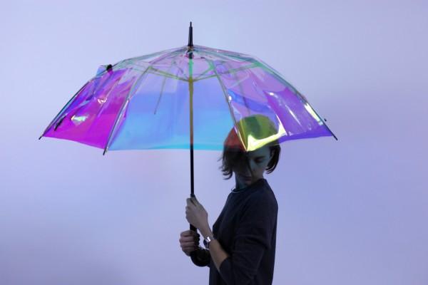 แฟชั่นหน้าฝน หนีไม่พ้น ร่มน่ารัก ๆ