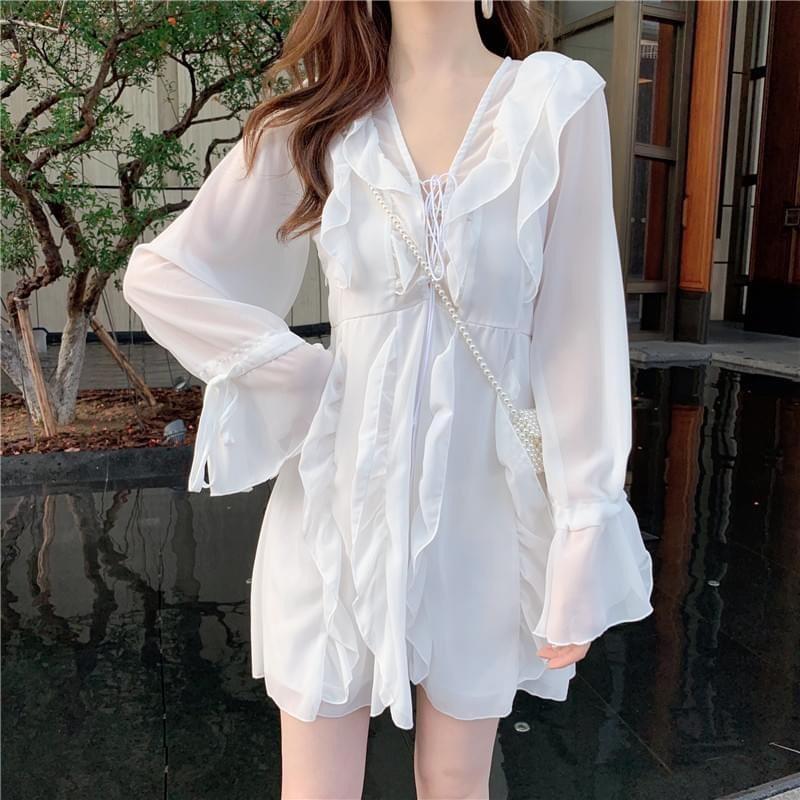 เดรสสีขาว (White dresses) สวยใสมาก