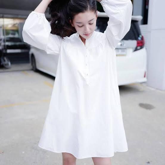 เดรสสีขาว (White dresses) เพียงชุดธรรมดา ใส่แล้วไม่ธรรมดา