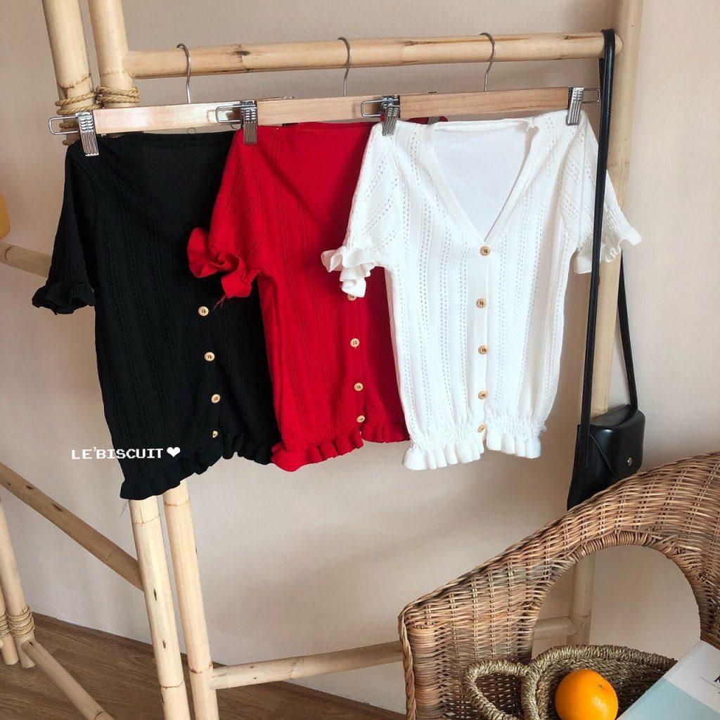 เสื้อแบบเจนนี้ (Blackpink) เพิ่มสีสันหลากสี