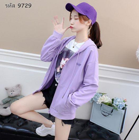 แฟชั่นสีม่วง (Purple Girl)สวยๆกับสาวๆ