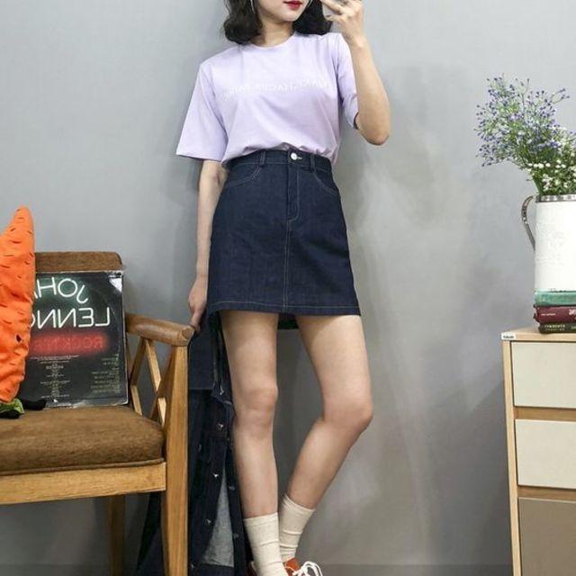 แฟชั่นสีม่วง (Purple Girl) ง่ายๆ