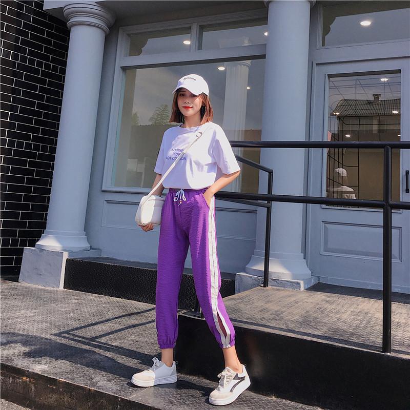 แฟชั่นสีม่วง (Purple Girl)  แต่งวอม