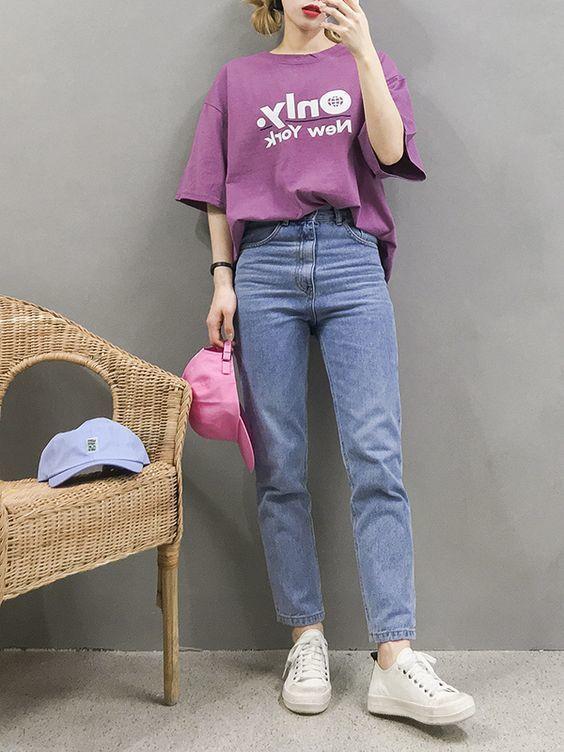 แฟชั่นสีม่วง (Purple Girl)  แต่งม่วงยังไง? ให้สวยแบบคิวท์ๆ