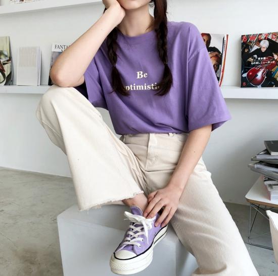 แฟชั่นสีม่วง (Purple Girl)