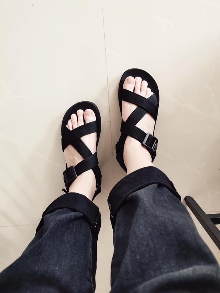 รองเท้าแตะรัดส้น สวยกว่าใคร