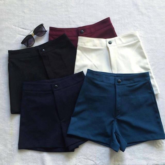 กางเกงผ้าขาสั้น Mix กับอะไรก็ง่าย เทรนด์ใส่สบาย สวยๆ