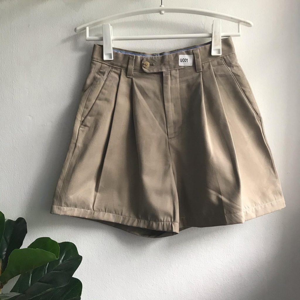 กางเกงผ้าขาสั้น Mix กับอะไรก็ง่าย เทรนด์ใส่สบาย สวยเวอร์วังปังงาน มีให้เลือกใส่มากมาย