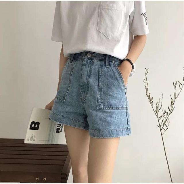 กางเกงยีนส์ขาสั้น 2020 แบบสวยน่าใส่
