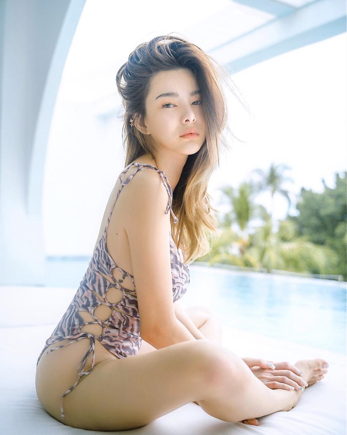 ส่องแฟชั่น ชุดว่ายน้ำ 2020 ดาราไทยสุดแซ่บ 2020 แซ่บกว่านี้มีอีกไหมมาดูกัน