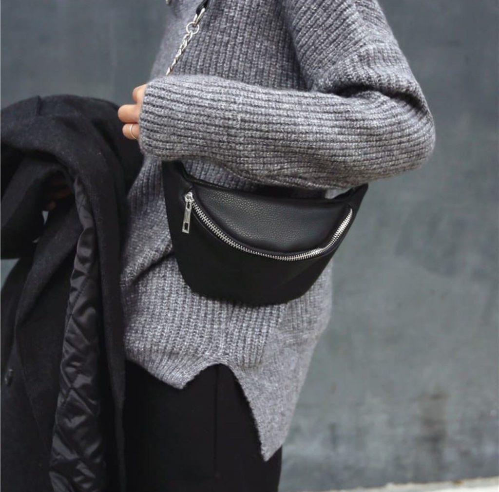 กระเป๋าคาดอกคาดเอว ไอเทมเสริมลุคสุดเท่