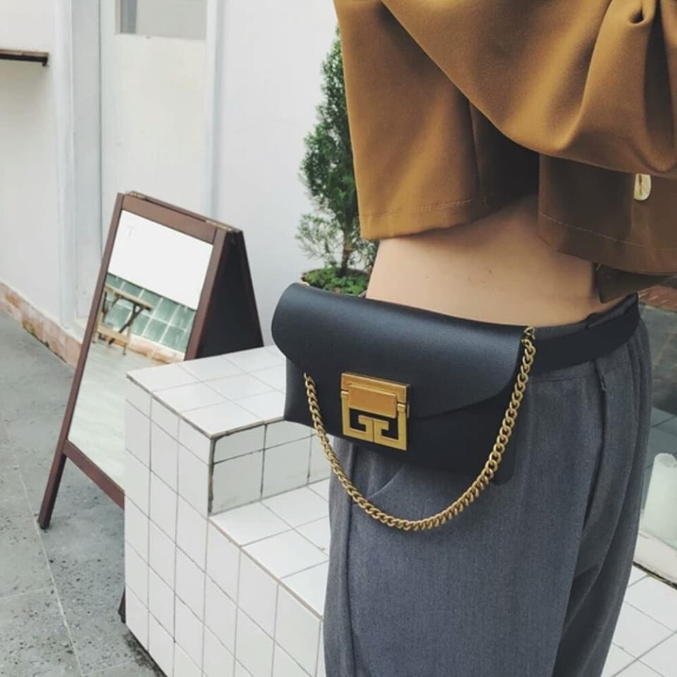 กระเป๋าคาดอกคาดเอว สวยเท่กว่าใคร