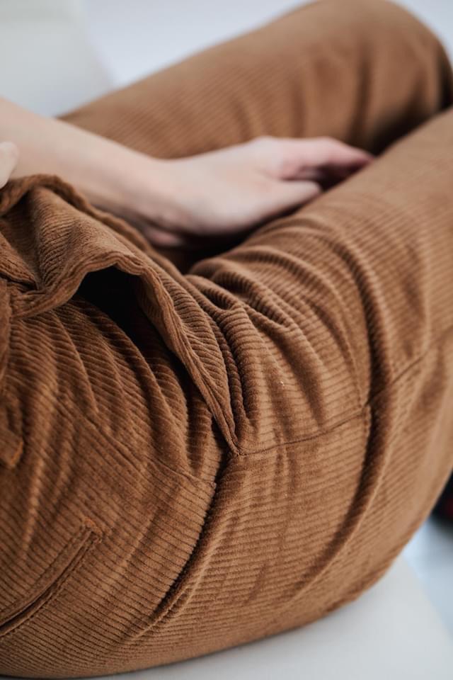 แฟชั่นกางเกงลูกฟูก ลักษณะของกางเกลูกฟูก