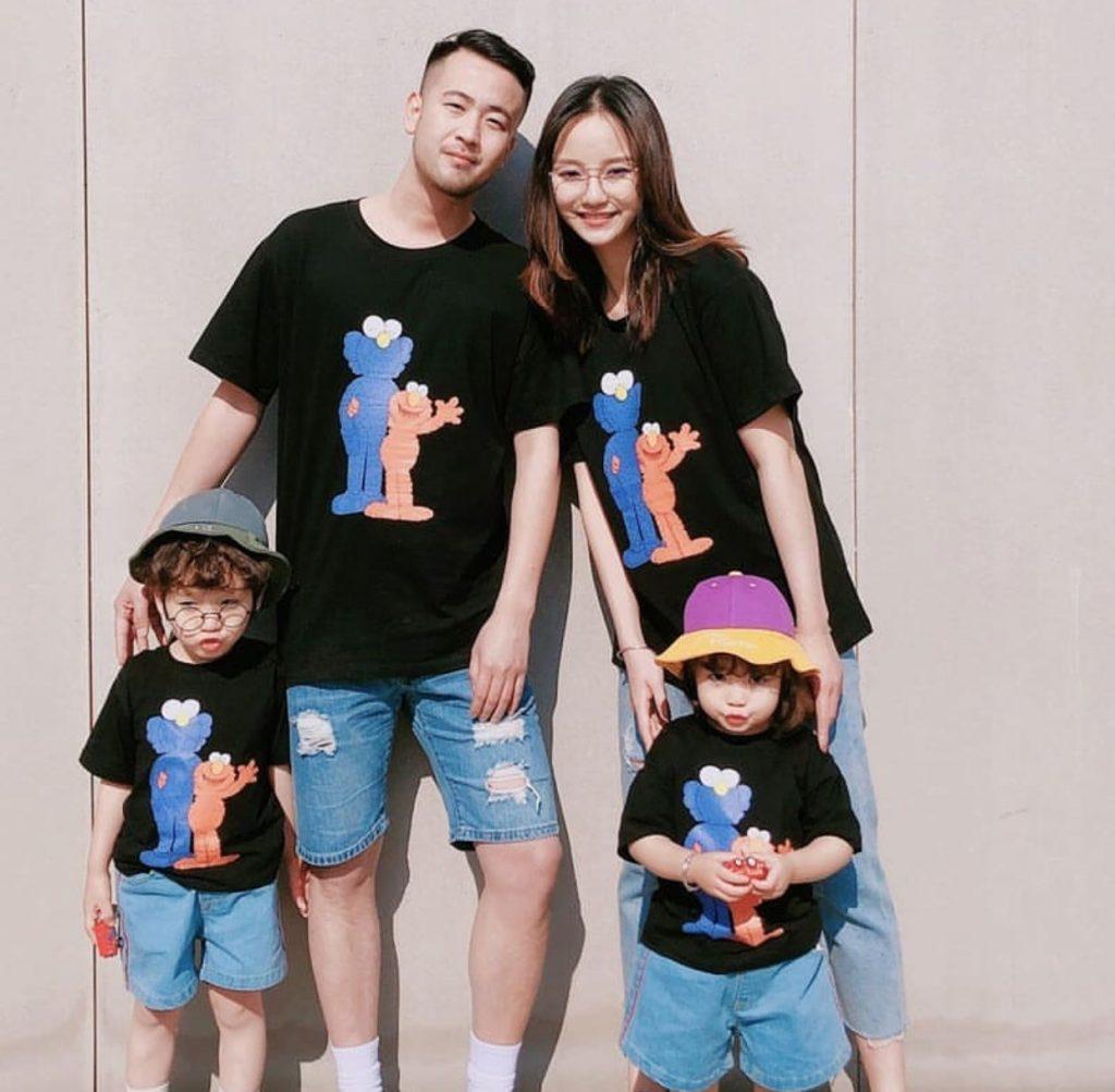 ชุดครอบครัว 2020 น่ารัก น่าใส่