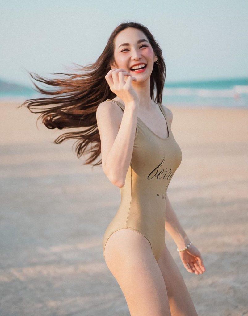 ชุดว่ายน้ำวันพีช ใส่แล้วโชว์หุ่นสวยได้อย่างดี