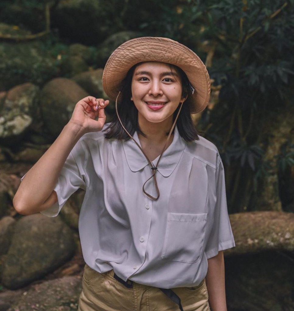 หมวกเดินป่า ใส่สวยๆ