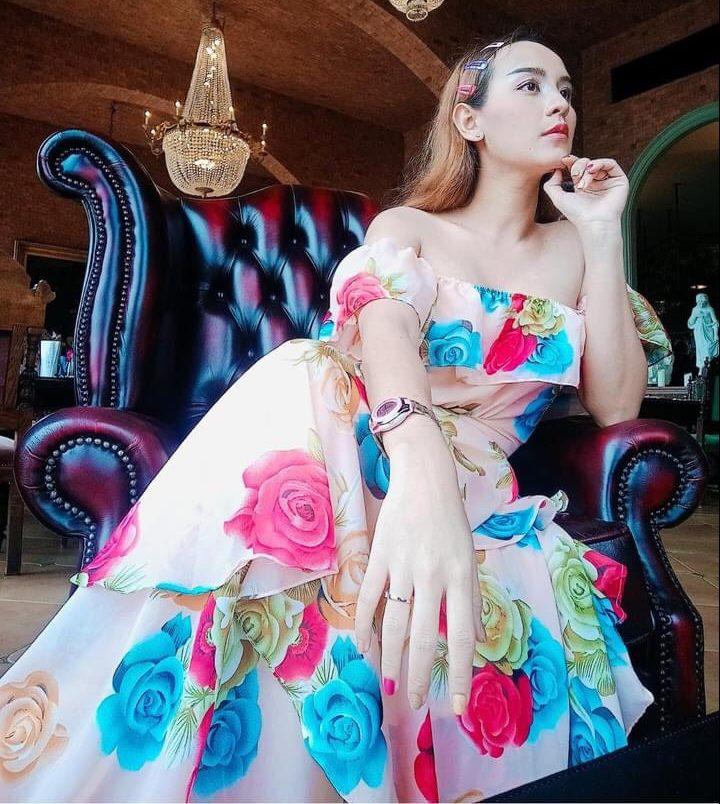 แฟชั่น เดรสยาวสวยๆ (Maxi dress) สวยเก๋สุดๆ
