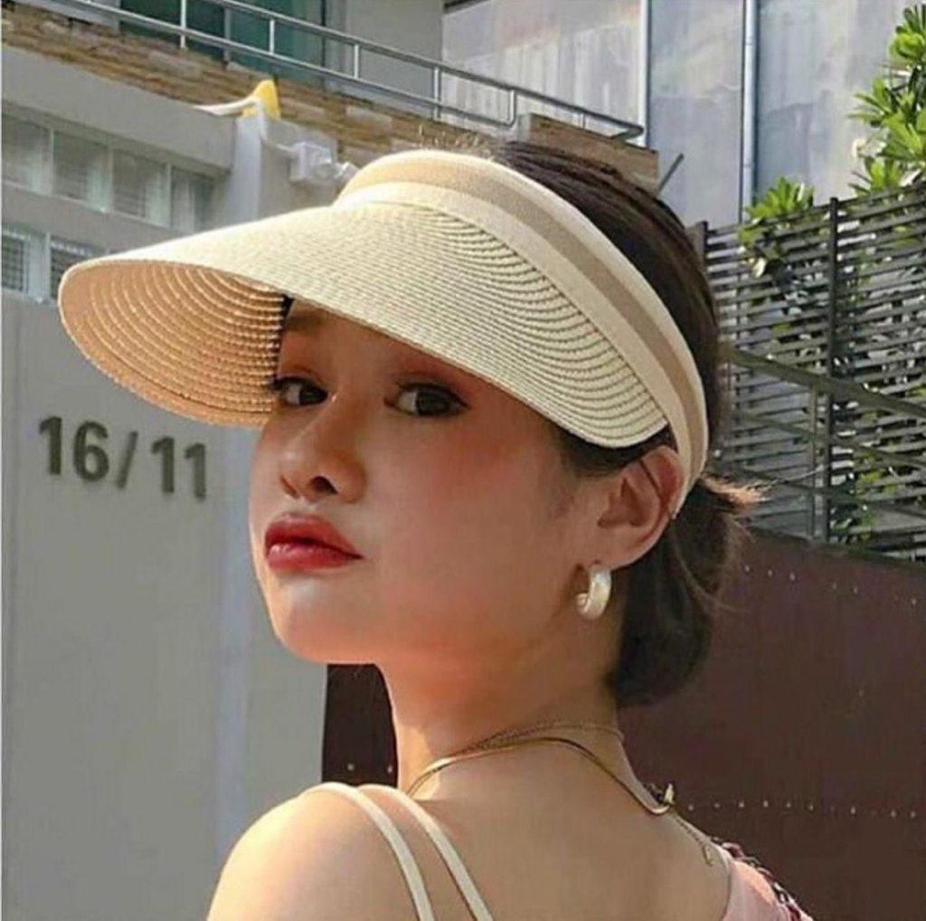 หมวกคาดผม สวยใสสไตล์เกาหลี