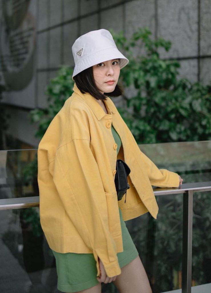 หนูนา หนึ่งธิดา แต่งตัววินเทจสไตล์สาวญี่ปุ่นใสๆ