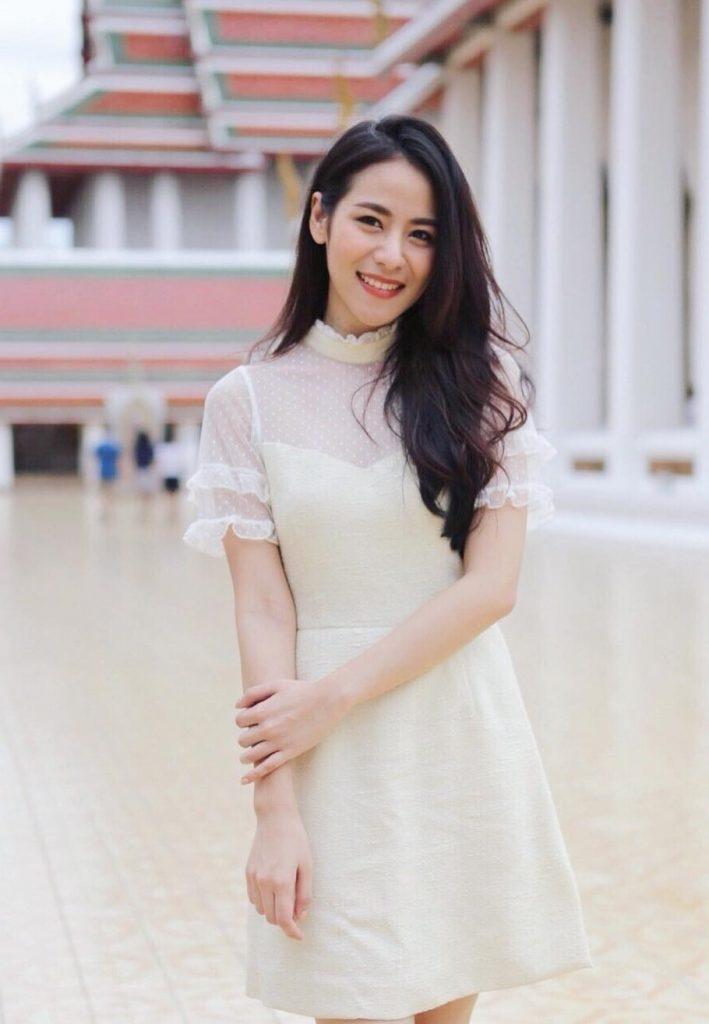 เสื้อผ้าโทนสีขาว สวยมิมอลสุดๆ