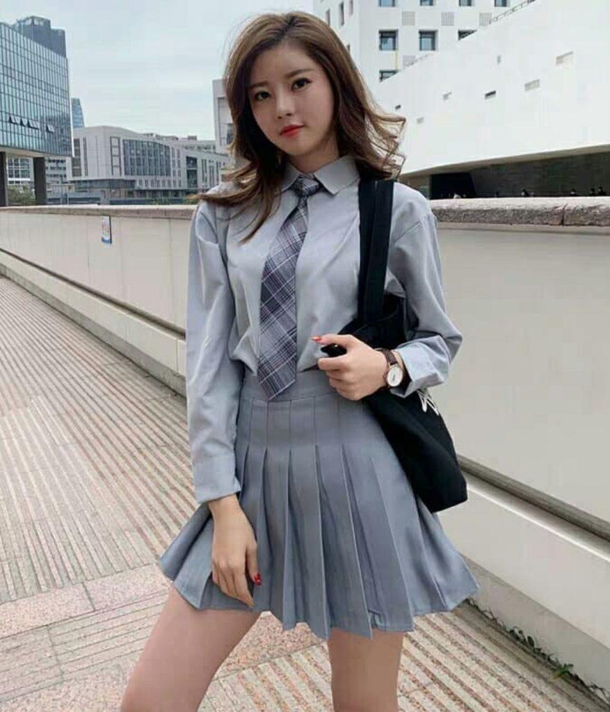 ชุดนักศึกษาญี่ปุ่น ใส่แล้วสวยเก๋สุดชิค