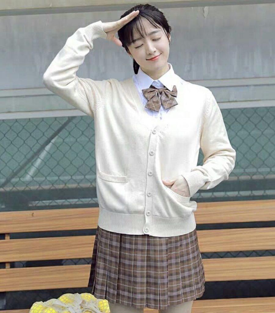 ชุดนักศึกษาญี่ปุ่น แบบน่ารักๆ ใส่แล้วสวยน่ามอง