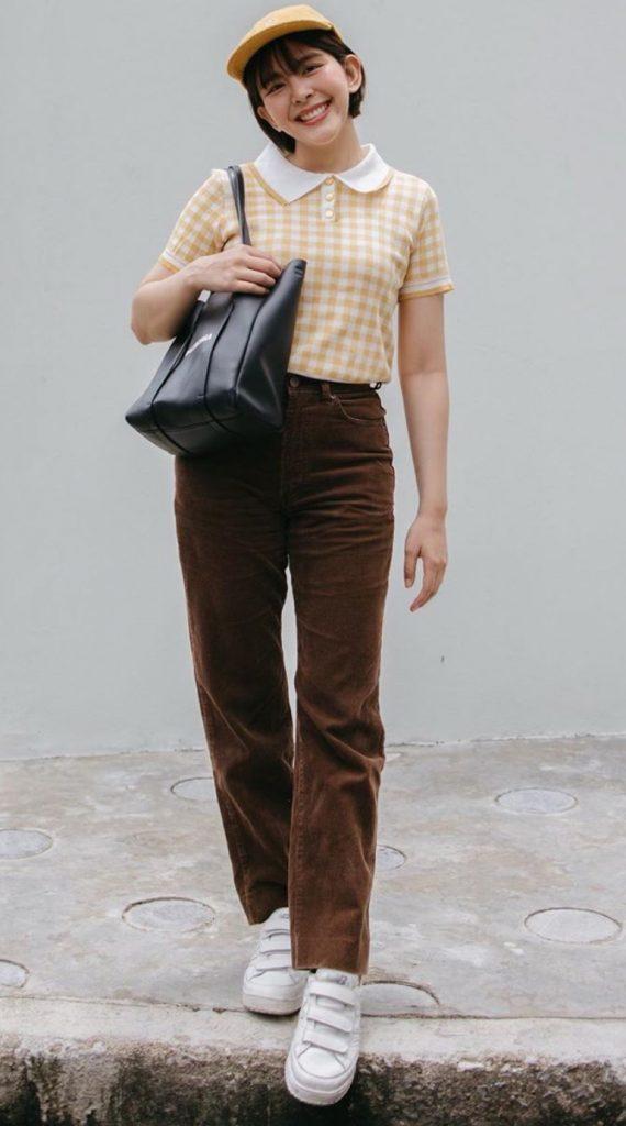 กระเป๋าวินเทจ แบบเท่ๆของสาวหนูนา