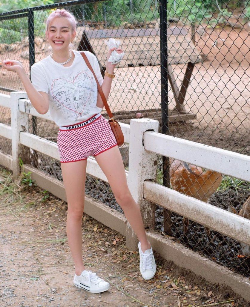 ชุดไปเที่ยวสวนสัตว์ ความน่ารักมาเต็ม