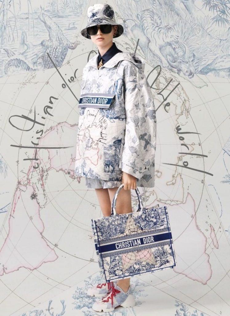 แฟชั่นหน้าหนาว Dior 2020 แบบเซ็ท