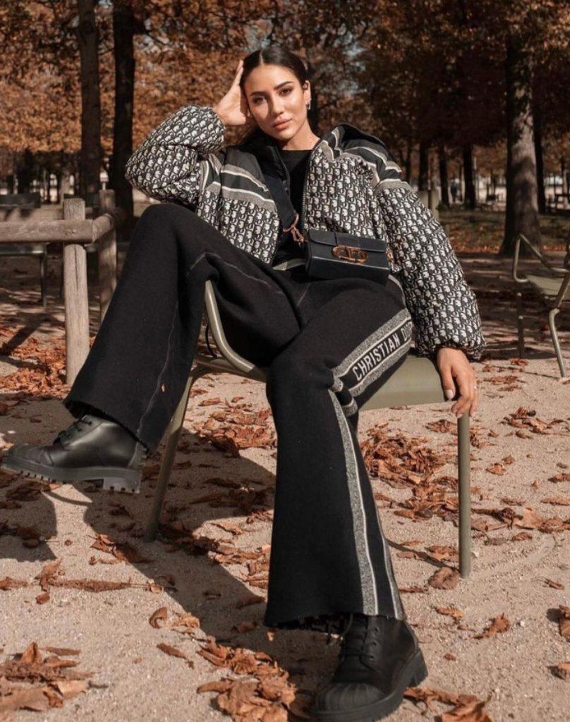 แฟชั่นหน้าหนาว Dior 2020 ทั้งชุดที่หรูหรา