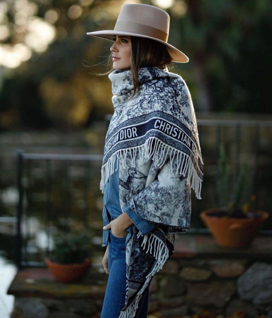 แฟชั่นหน้าหนาว Dior 2020 กับผ้าพันคอที่ไฮมากๆ