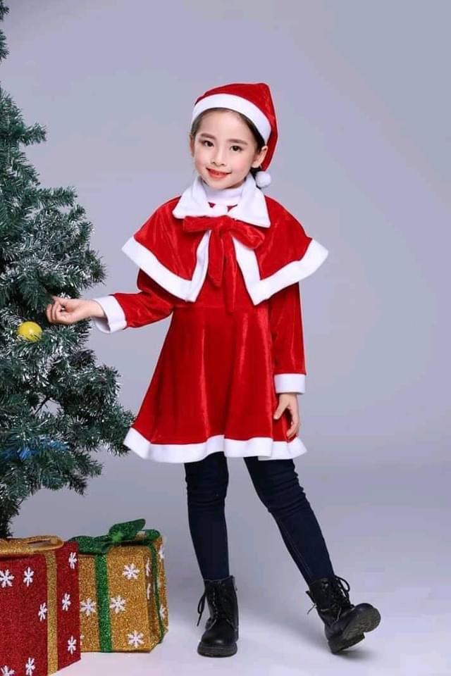 ชุดคริสต์มาสเด็ก 2020 สำหรับเด็ก