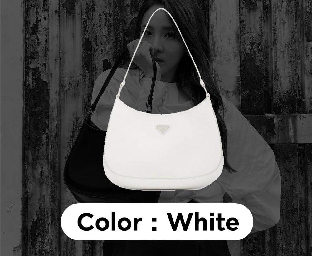 Prada cleoสีขาวเด่นสุด