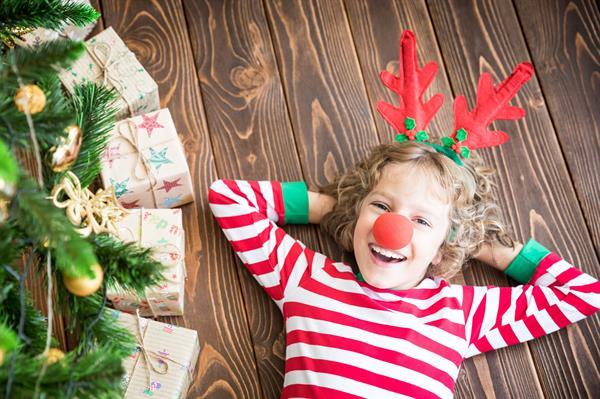 ชุดคริสต์มาสเด็ก ใส่ไปงานเลี้ยงสวยๆ