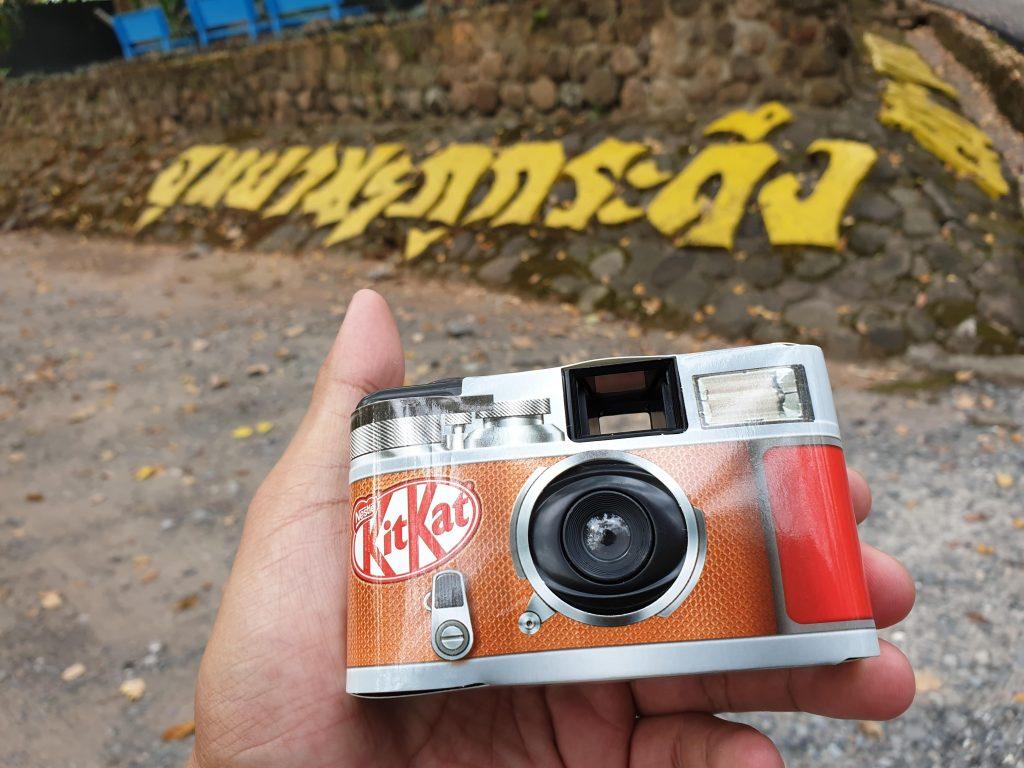 กล้อถ่ายรูป แฟชั่นคิทแคท (KITKAT)