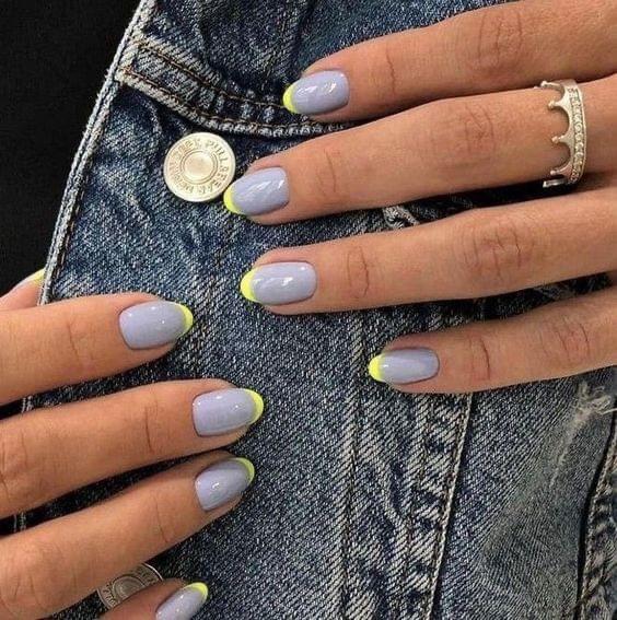 French Nailsเพิ่มความเก๋ให้กับตัวเองได้ง่ายๆ