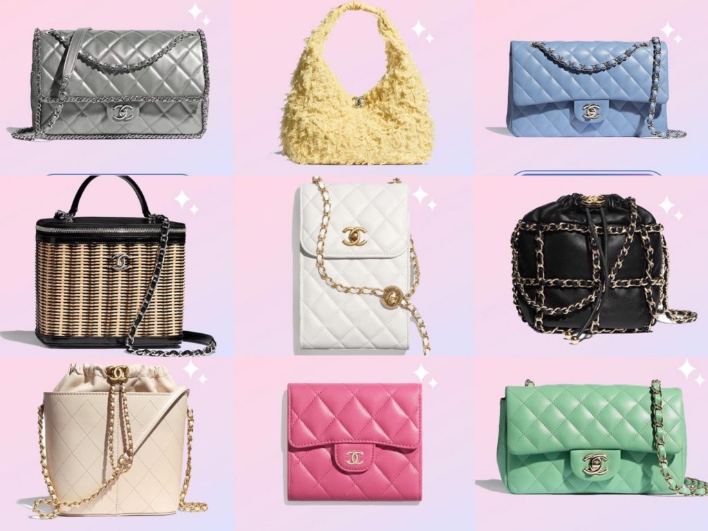 Update ความสวยปัง กระเป๋า Chanel 2020