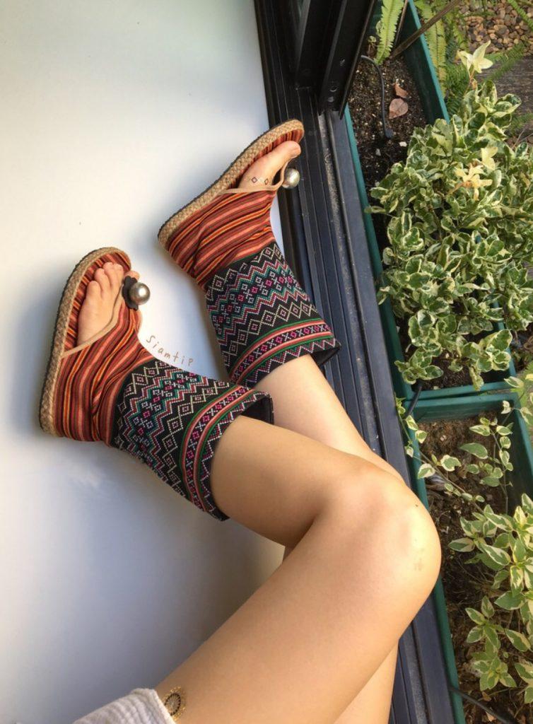 รองเท้าบูทโบฮีเมียนไอเทมหนาวนี้ต้องมี