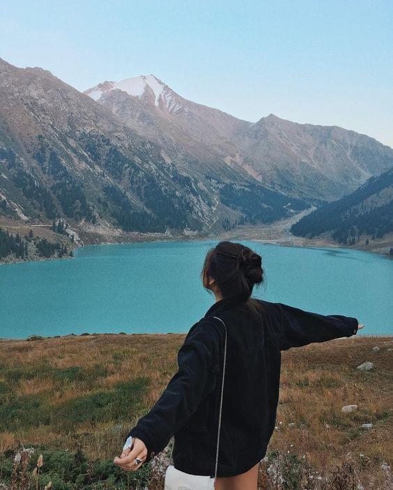ถ่ายรูปบนภูเขา-บนดอยแบบการชื่นชมธรรมชาติที่สวยงาม