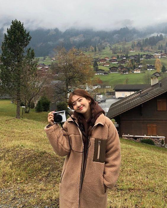 ถ่ายรูปบนภูเขา-บนดอยกับกล้องรูปใจ