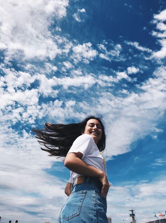ไอเดียถ่ายรูปกับท้องฟ้าได้รูปสวยสุดฮิป