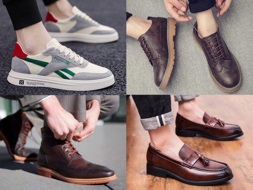 คุณผู้ชายรู้หรือไม่ ประเภทของรองเท้า สามารถบอกลักษณะนิสัยที่ซ่อนอยู่ในตัวคุณได้