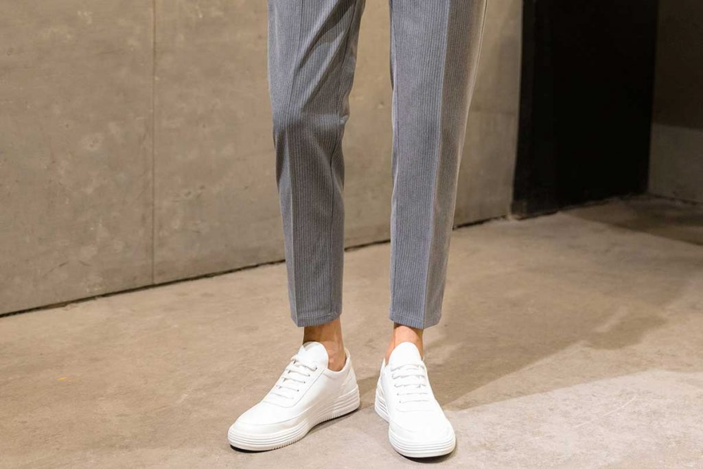 กางเกงขาเต่อ เทรนดแรง 2021