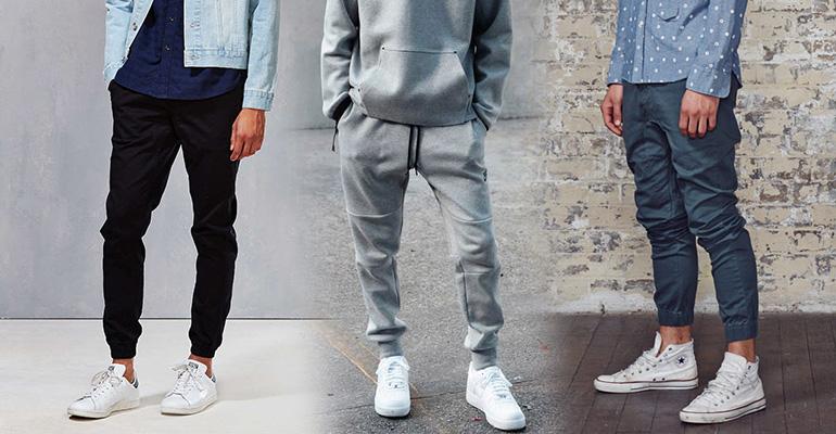 กางเกงจ็อกเกอร์ ผู้ชายใส่ก็เท่