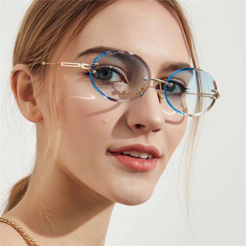 แฟชั่นแว่นตาดีไซน์เก๋ๆ